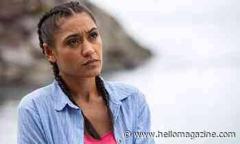 Death in Paradise star Josephine Jobert reveals moment that made her panic on set