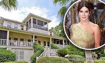 Sandra Bullock sells her Georgia estate for $4.2M