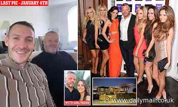 TOWIE's Mick Norcross smiles in last photo shared by son Kirk