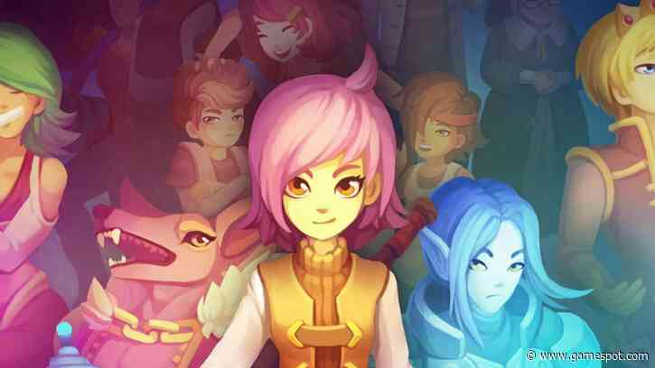 The Legend Of Zelda-Like Phoenotopia: Awakening Is Now On PC