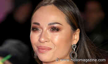 Strictly star Katya Jones' new photo is sure to shock fans