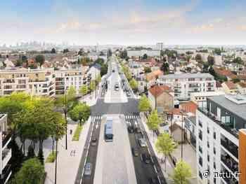 Val-d'Oise. Argenteuil - Bezons - Cormeilles-en-Parisis. Voies de bus dédiées : le temps des études - actu.fr