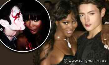 Naomi Campbell mourns the death of her godsonHarry Brant, 24