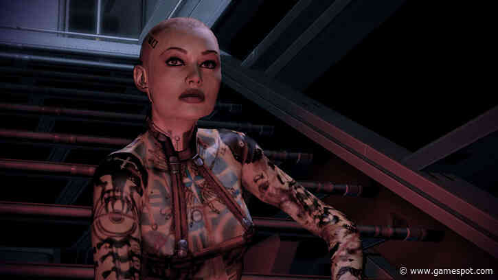 Mass Effect 2's Jack Was Supposed To Be Pansexual, Until Fox News Got In The Way