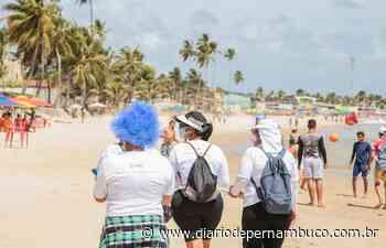 Novas restrições no Cabo de Santo Agostinho modifica entrada de veículos de turismo e comércio na praia - Diário de Pernambuco