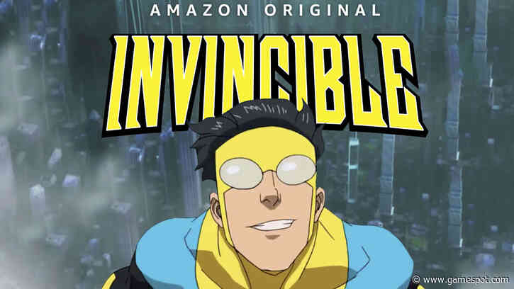 Amazon's Invincible Gets Release Date And New Clip