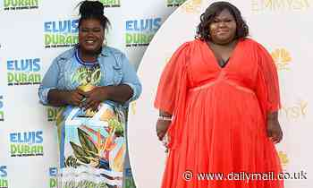 Gabourey Sidibe discusses living with an eating disorder during a conversation with Taraji P. Henson