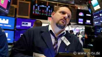 Wall Street gönnt sich Pause: IBM und Intel würgen den Motor ab