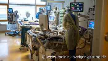 Trotz sinkender Inzidenz: Intensivbetten-Lage in vielen Regionen Bayerns immer noch kritisch