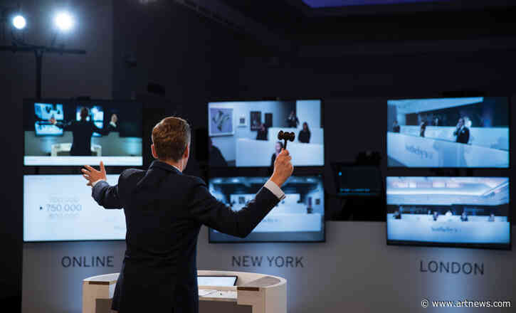 After Pandemic's Rapid Change, Sotheby's Has 8 Predictions for2021