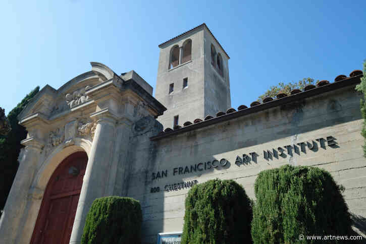 SFAI Board Chair Resigns Amid Outcry at Storied California ArtSchool