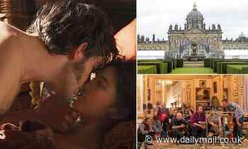 Lights, camera, ogle! Castle staff insisted on watching sex scenes for Netflix's Bridgerton