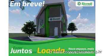 Loanda ganha novas instalações do Sicredi   Notícias   EasyCOOP - EasyCoop - Cooperativismo em Revista