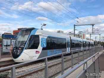 Seine-Saint-Denis. Tram T4 : trafic interrompu entre Livry-Gargan et Aulnay-sous-Bois - actu.fr