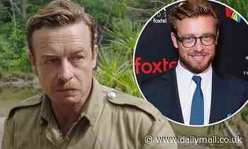 Simon Baker reveals why he's ditching Hollywood in favour of telling Australian stories