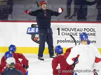 Laval Rocket opens camp amid AHL schedule uncertainty
