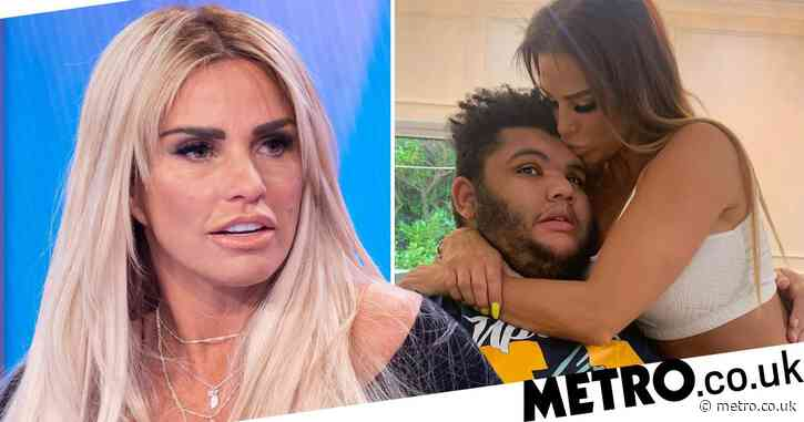 Katie Price 'over the moon' as 'police move forward with case against troll who targeted Harvey'