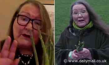 Psychic who uses ASPARAGUS to predict future says Australians can travel to the UK by June