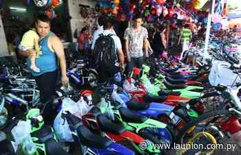 Vendedores sobre Eusebio Ayala pidieron a Salud extender horario de atención por los Reyes Magos - La Unión - launion.com.py