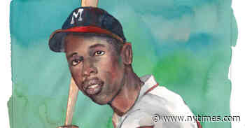 There Are Hall of Famers, and Then There's Hank Aaron