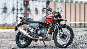 2021 Royal Enfield Himalayan to get three new color options - Yahoo India News