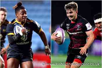 Paolo Odogwu and Harry Randall offer England something different – Eddie Jones - Enfield Independent
