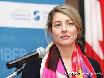 Details of B.C. economic development agency still under development