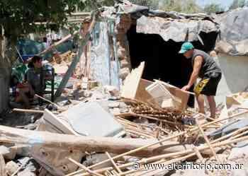 San Juan sigue temblando en medio de la reconstrucción y la esperanza - EL TERRITORIO
