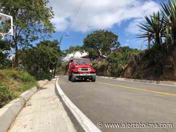 ¡En jaque! así se encuentran las vías en Palocabildo a causa de las lluvias - Alerta Tolima