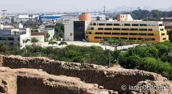 Huaca ubicada dentro de la UNMSM tendrá cerco e iluminación - LaRepública.pe