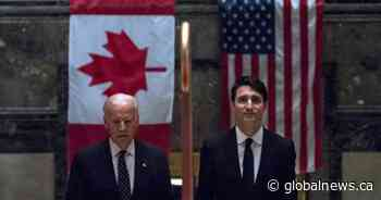 Trudeau expresses 'disappointment' over Keystone XL in 1st phone call with Biden