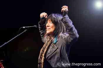 Buffy Sainte-Marie to headline virtual BC Indigenous music festival – Chilliwack Progress - Chilliwack Progress