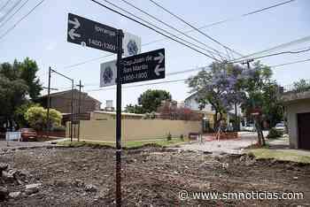 Más pavimentos renovados en Boulogne y Villa Adelina - SMnoticias