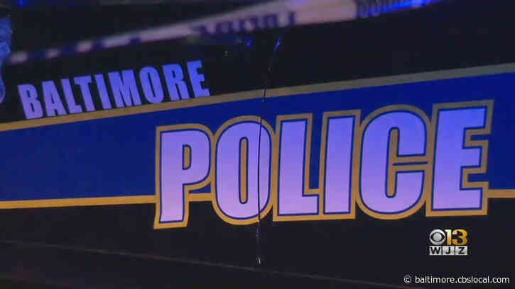 32-Year-Old Man Injured In Shooting In South Baltimore, Police Say