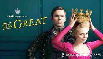 Nicholas Hoult ('The Great') breaks into Top 5 for TV Comedy Actor at 2021 Golden Globes - Gold Derby