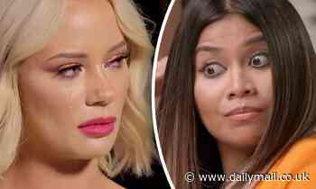 Shocking Married At First Sight reunion trailer shows Jessika Power in tears