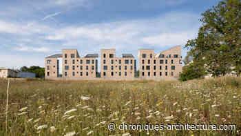 A Saulx-Les-Chartreux, 57 logements sociaux signés NOA NOA Architectes - Chroniques d'architecture