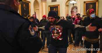 Biden orders review of domestic violent extremism threat in U.S. after Capitol riot