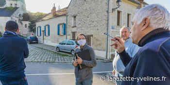 Gaillon-sur-Montcient - Habitants et municipalité réfléchissent à de nouveaux aménagements routiers | La Gazette en Yvelines - La Gazette en Yvelines
