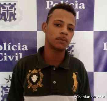 Preso jovem de 21 anos acusado de matar 'Macaco' em Inhambupe - BAHIA NO AR - Bahia No Ar!