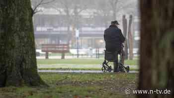 Leichter Anstieg im Osten: Heil nimmt Hoffnung auf Rentenerhöhung