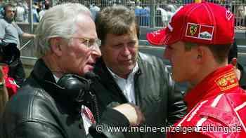"""Formel 1: """"Mister Mercedes"""" ist tot - Er verhalf Michael Schumacher zu Traum-Karriere"""