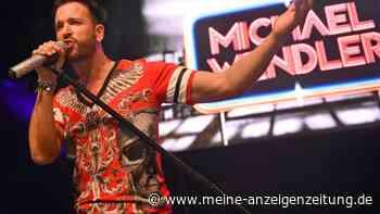 Michael Wendler: Stadt im Ruhrgebiet sagt Konzerte nicht ab - aber nur unter einer Bedingung