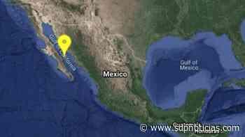 Se registra sismo de 4.8 en Loreto, Baja California Sur - SDPnoticias.com