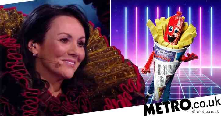 The Masked Singer UK: Martine McCutcheon thinks she knows who Sausage is