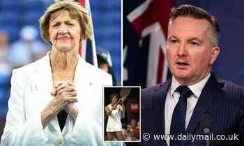 Labor leader asks government to 'justify'   tennis great Margaret Court's Australia Day recognition