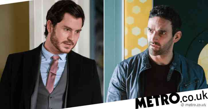 EastEnders spoilers: Gray Atkins kills Kush Kazemi in jealous rage as exit story is revealed?