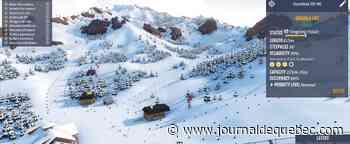 Jeux vidéo: le plaisir des sports d'hiver!