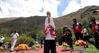 Cusco: Lanzan marca 'Urubamba Destino Seguro' para reactivar el turismo en la región - El Comercio Perú