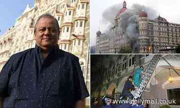 Hero Indian chef speaks about 2008 Mumbai hotel siege
